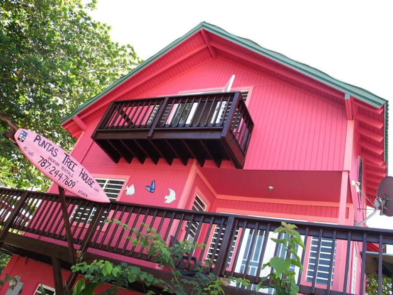The Puntas Tree House - The Puntas Tree House at Sandy Beach in Rincon - Rincon - rentals