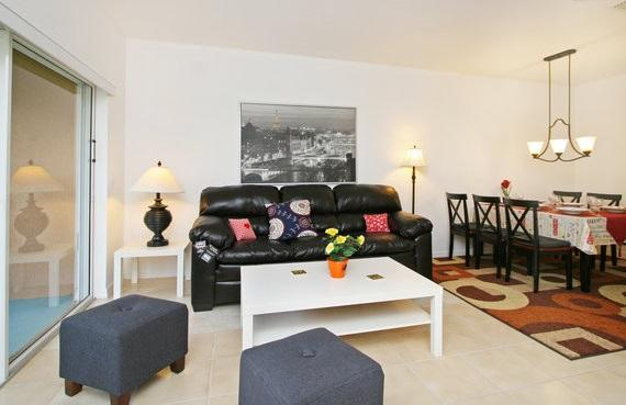 LEGACY PARK (254CD) - NEWLY Furnished 2BR 2.5BATH Townhome w/ games room,  close DISNEY - Image 1 - Davenport - rentals