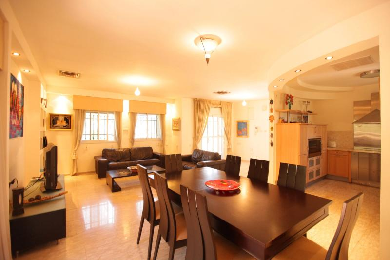 German Colony - 3br - Penthouse - Image 1 - Jerusalem - rentals