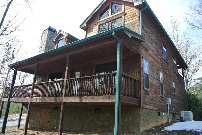 Laurel Ridge - Romantic Couples Getaway! - Image 1 - Helen - rentals