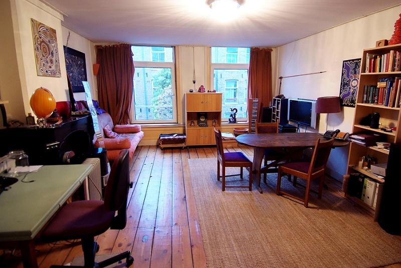 livingroom - Centraly located cosy app. in lively neighbourhood - Amsterdam - rentals
