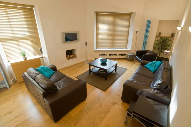 innerCityLets | Cranston Street : Lounge - innerCityLets | Cranston Street - Edinburgh - rentals