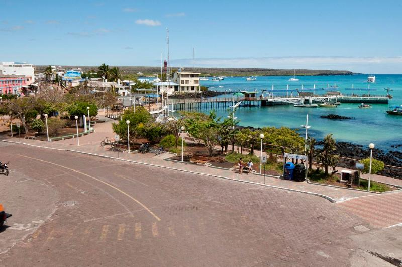 Charles Darwin Ave. Main Pier - One bedroom apartment on Charles Darwin Ave. - Puerto Ayora - rentals