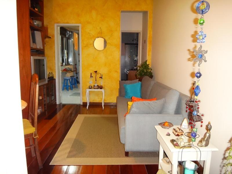 1 quarto / 1 banheiro, até 4 pessoas. Copacabana, Charmoso e bem localizado no Posto 5. Rua Sá Ferreira - AP160SF - Image 1 - Rio de Janeiro - rentals