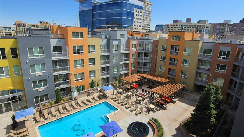 Stay Alfred Downtown with Pool, Patio and BBQ ST2 - Image 1 - Denver - rentals