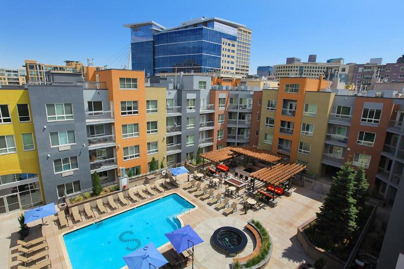 Stay Alfred Heated Pool and Patio Downtown ST2 - Image 1 - Denver - rentals