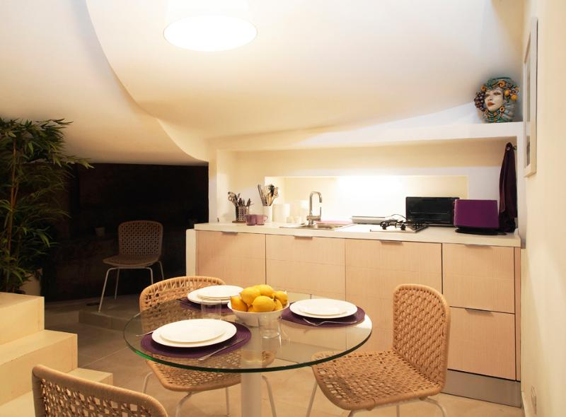 Lilac, cozy apt in the heart of Sicily - Image 1 - Sicily - rentals