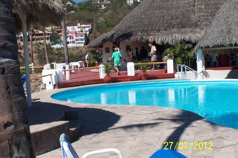 One of the 3 outdoor pools at Vida overlooking the Pacific - Vida Del Mar -Condo 274- A Pacific Coast Paradise. - Manzanillo - rentals