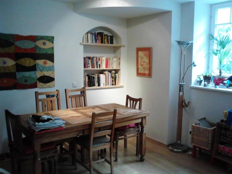 Dining Area - Truly Unique Munich Hideaway - Munich - rentals