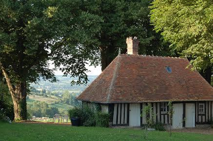 "outbuilding with view - ""le Presbyter,"" a 17th century presbyter in the form of a manoir - Ardenais - rentals"