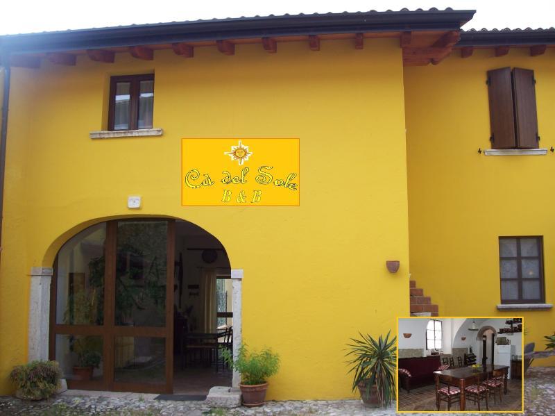 B&B Cà del Sole Lake of Garda - At home far from home - Manerba del Garda - rentals