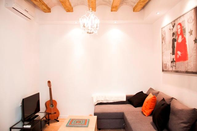 A view of dinning room - New Flat In The Heart Of The Barceloneta - Barcelona - rentals
