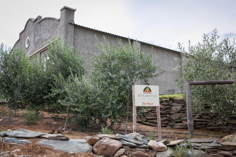 Matjiesvlei Cottages: Die Skuur - Image 1 - Calitzdorp - rentals