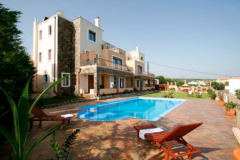 POOL - Caneva luxury villa - Chania - rentals