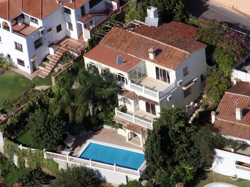 villa - Villa Spain with heated pool - Fuengirola - rentals