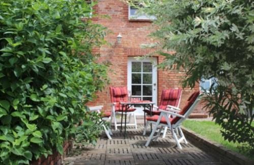 Vacation Apartment in Gorlosen - 377 sqft, quiet, natural, bright (# 4935) #4935 - Vacation Apartment in Gorlosen - 377 sqft, quiet, natural, bright (# 4935) - Boek - rentals