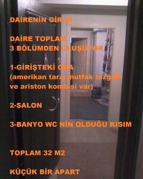 studio 35m2 - Historical Kutahya Cavdarhisar Aizanoi - Hilmiye - rentals