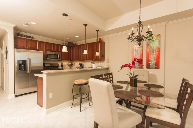 Dining Room - Fun for All Ages at The Wharf 509 - Orange Beach - rentals