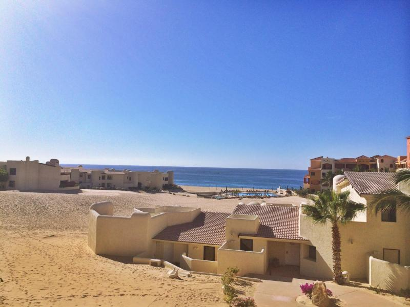 View of the Pacific - Terrasol: The most peaceful and rebooked resort in CSL - Cabo San Lucas - rentals