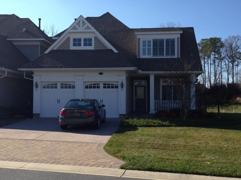 OUTSIDE PHOTO OF OUR HOME - Delaware House - Rohoboth Beach Gated Community - Millsboro - rentals