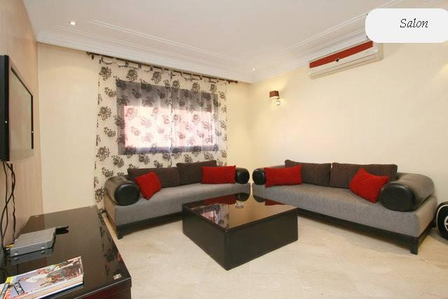 A one bedroom flat in Marrakech - Image 1 - Marrakech - rentals
