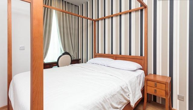 Bedroom - Sukhumvit Chic, Thong Lo BTS-WiFi - Bangkok - rentals