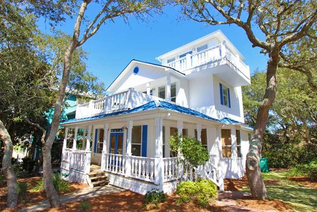 Texas Tides is the perfect beach cottage for your vacation. - Texas Tides - Destin - rentals