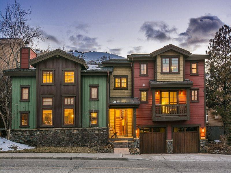 Park Ave Ski Chateaux - Park Avenue Luxury Ski Chateaux with 5 Bedrooms and within Walking Distance to Ski Slopes - Park City - rentals