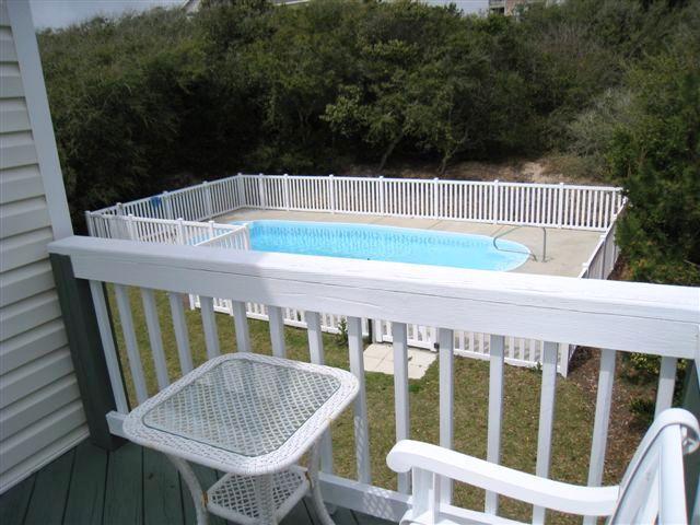Pool - 2 Seas the Day - Emerald Isle - rentals