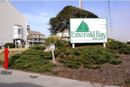 Complex - Emerald Bay Villas- 1A- SUN 2BR - Emerald Isle - rentals