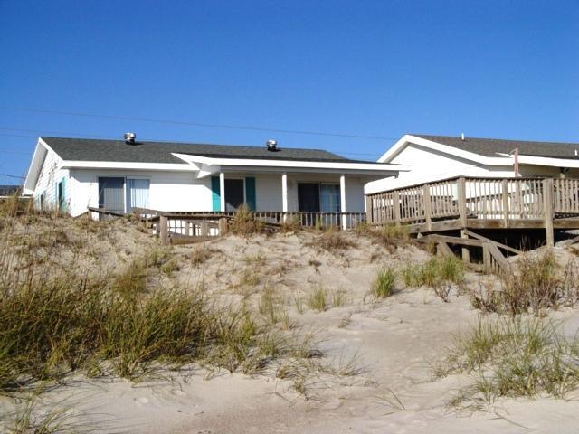 Exterior - Plover Cottage - Emerald Isle - rentals