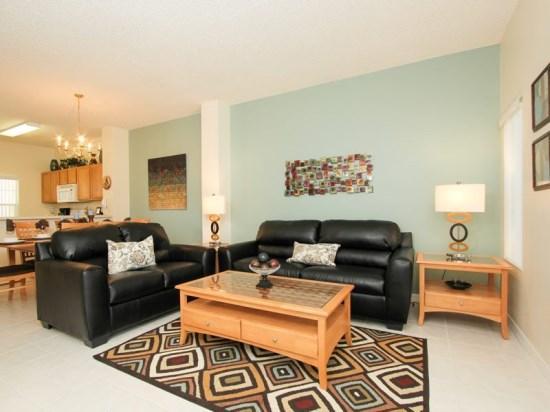 Modern 3 Bedroom Townhome In Emerald Island Resort. 8473CCL - Image 1 - Orlando - rentals