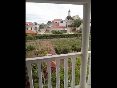 SA3(2+1): terrace view - 35179 SA3(2+1) - Betina - Betina - rentals