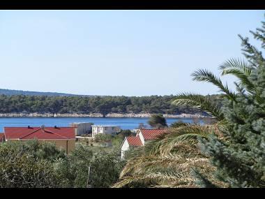 A1(2+2): terrace view - 35191 A1(2+2) - Banjol - Banjol - rentals