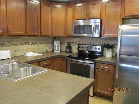 kitchen - Location-Perfect! 4 rooms/3 bathroom Mammoth Creek - Mammoth Lakes - rentals