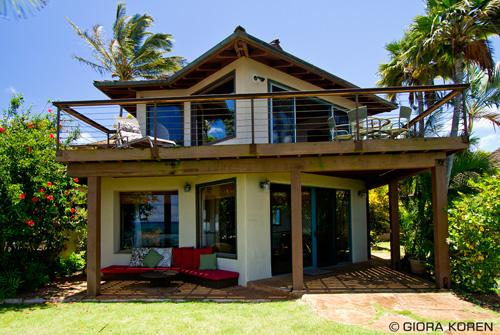 Birds of Paradise Oceanfront Villa - Image 1 - Paia - rentals