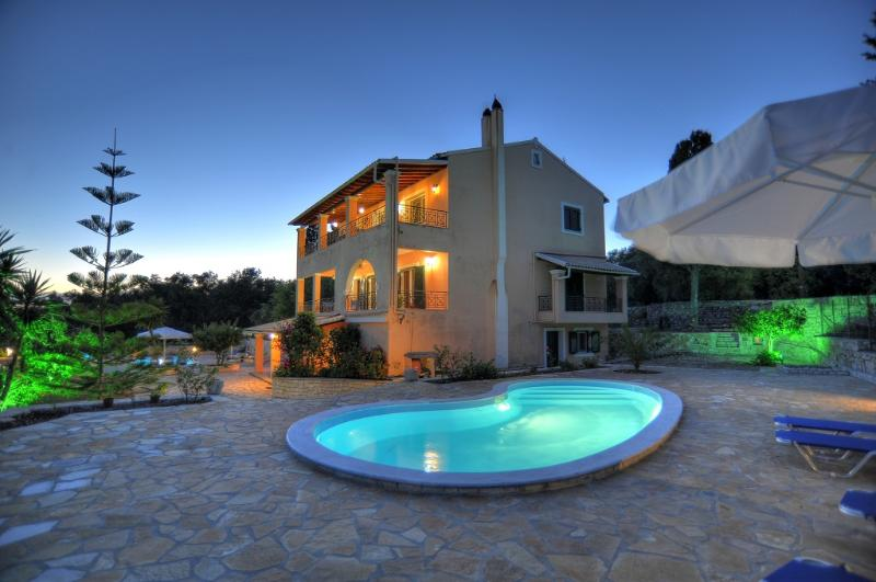 Galazio Sunset Villas - Apartment Bougainvillea - Image 1 - Paxos - rentals