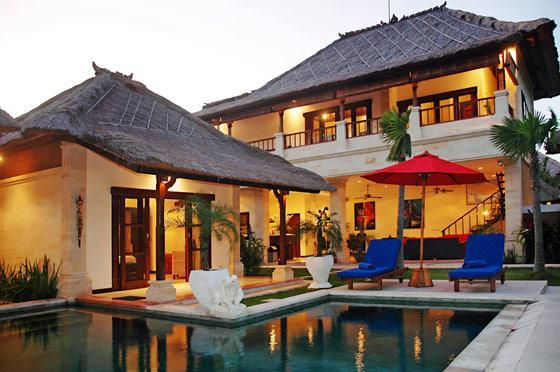 Villa Bima at Oberoi, Seminyak - Image 1 - Denpasar - rentals