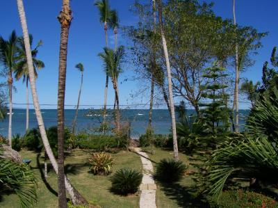 Villa in front of the beach - Image 1 - Las Terrenas - rentals
