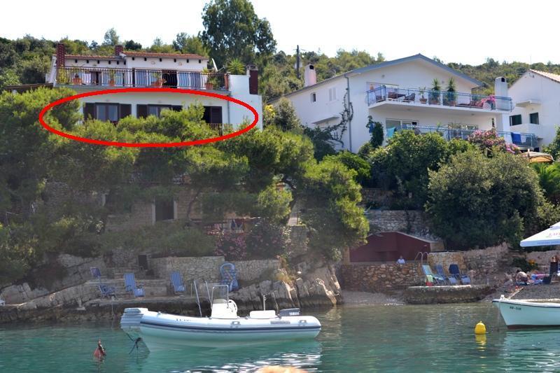 Apartment in Villa Hraste 8+1 - Image 1 - Hvar - rentals