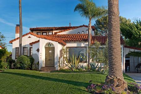 Spanish Retreat Redondo Beach, offers fabulous ocean views, hot tub and garden - Image 1 - Palos Verdes Estates - rentals