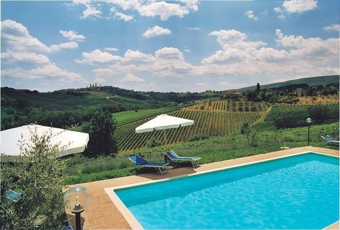 San Gimignano - 26084003 - Image 1 - San Gimignano - rentals