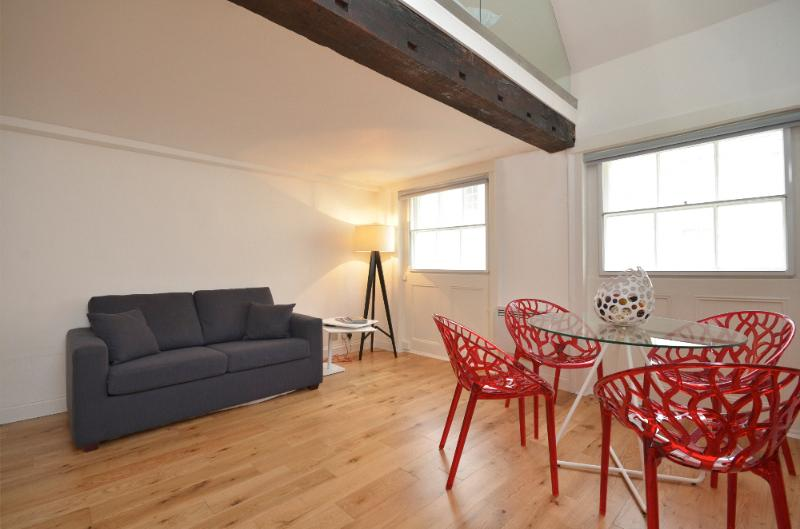 2 bed loft apartment in Leicester Square, London - Image 1 - London - rentals