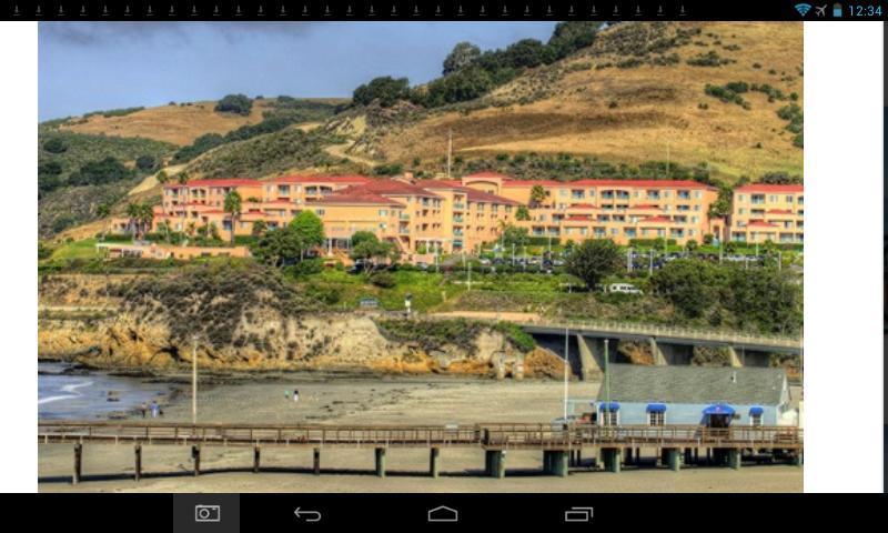View of this Studio Condo Resort - Studio @ San Luis Bay Inn @ Avila Beach SLO CalPol - Avila Beach - rentals