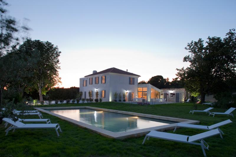 Heated pool. Welcome dinner included in the rent - Image 1 - Aix-en-Provence - rentals