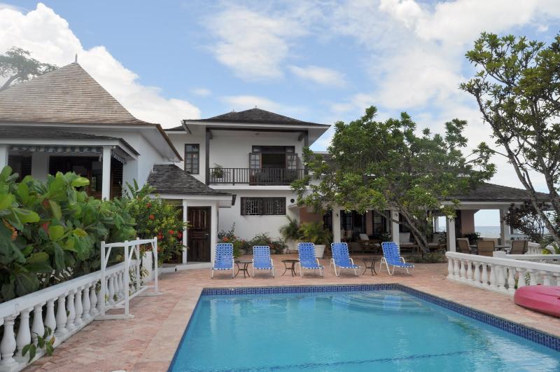 Jasmin Hill at Ocho Rios, Jamaica - Oceanfront, Pool - Image 1 - Ocho Rios - rentals