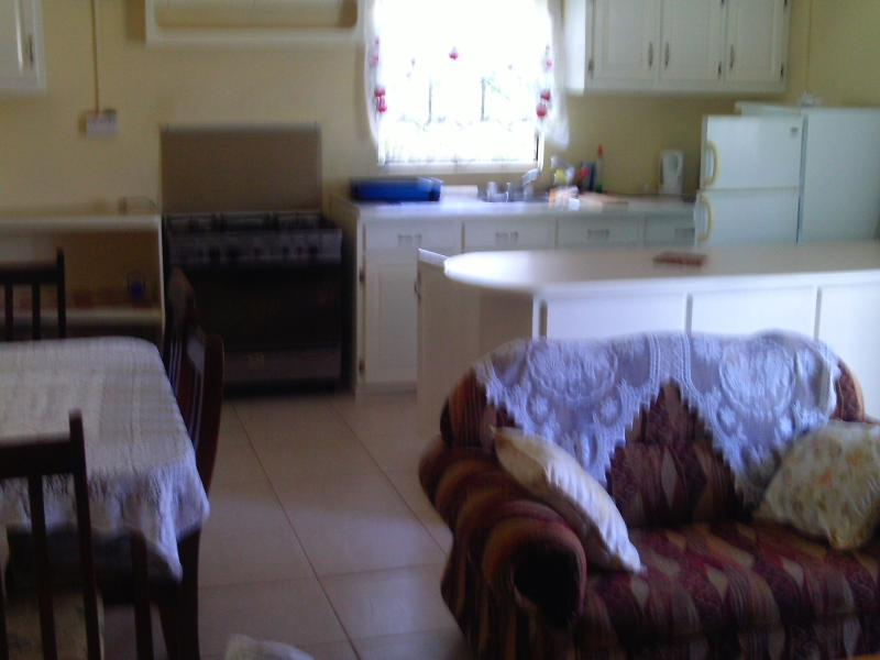 Living Area - Apartment Near Beach For Rent - Gros Islet - rentals