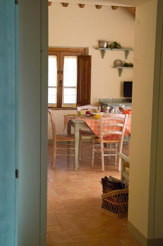 "The kitchen - Locanda del Viandante - The ""Suite Biancospino"" surrounded by nature - Anghiari - rentals"