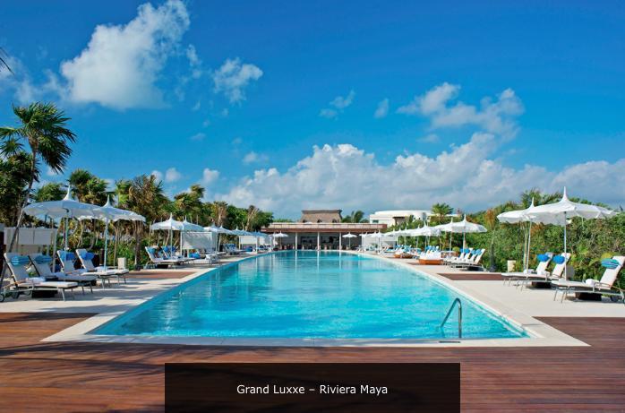 Grand Luxxe Riviera Maya Mexico or Nuevo Vallarta - Golf Free - Image 1 - Akumal - rentals