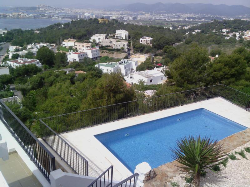 Amazing Sea View White villa Talamanca - Image 1 - Talamanca - rentals